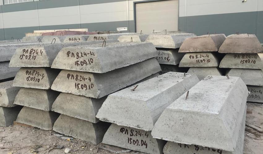 плиты ленточного фундамента в Казани